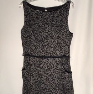 Jones Studio Animal Print Dress
